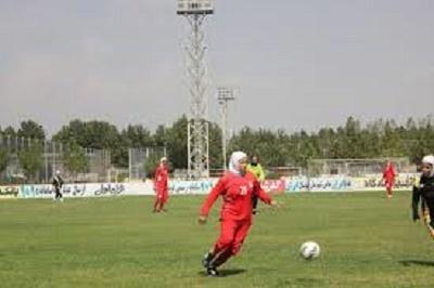 دعوت از اسما نظری پاکدل به اردوی تدارکاتی فوتبال جوانان بانوان