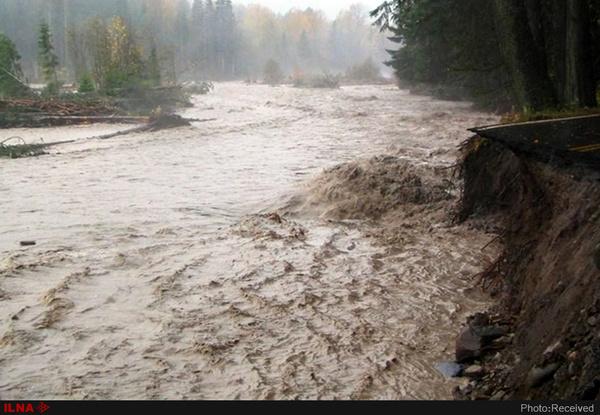 سیل به زیر ساختهای استان خوزستان خسارت زد