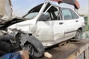 ششکشته و زخمی در سانحه تصادف محور یاسوج - سپیدان شیراز + اسامی کشتهشدگان و مصدومان تصادف