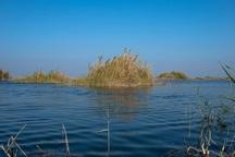 تالاب بندعلیخان ورامین بطور کامل آبگیری شد