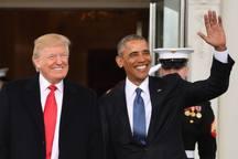 ترامپ: اوباما تلفن مرا شنود کرده است