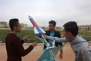 برترین های رقابت کشوری موشک های آبی در سمنان مشخص شدند