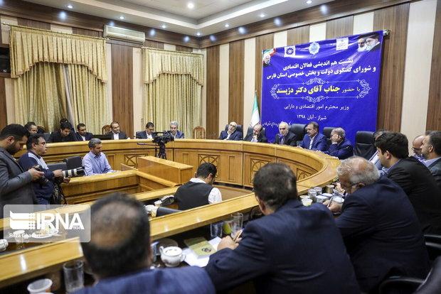 استاندار: ۳۰ هزار میلیارد تومان پروژه تا پایان امسال در فارس افتتاح میشود