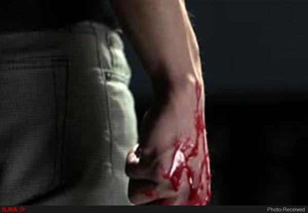قتل جوان فاروجی با ضربات چاقو