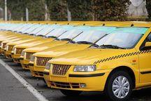 خط ویژه تاکسی در مسیر جنوب به شمال شهر زنجان راه اندازی شد