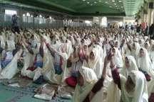 جشن تکلیف 2 هزار دانش آموز دختر در سیرجان