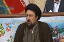 سید حسن خمینی: هر تریبونی که نفرت پراکنی می کند در راستای اهداف ایران ستیزانه است