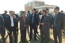 استاندار سمنان از منطقه ویژه اقتصادی دامغان بازدید کرد