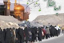 نام نویسی بیش از 70 هزار نفر در سامانه جهاد خدمت به زائران پایان صفر در مشهد
