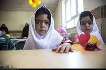 نوآموزان پیش دبستانی مناطق محروم رایگان تحصیل می کنند