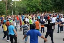 احداث جادههای سلامت در شهرستانها با هدف توسعه ورزش همگانی 14 طرح ورزشی در کشور اجرا میشود