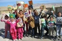 توزیع 26 هزار و 727 جلد کتاب کمک آموزشی در مناطق محروم لرستان