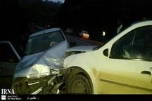 سانحه رانندگی در سبزوار 5 مصدوم بر جای گذاشت