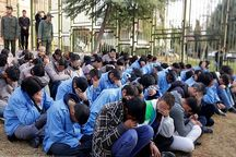 توانمندسازی معتادان متجاهر استان کرمانشاه در اردوگاهی جدید
