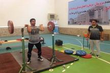 پیوستن یونیورسیادی ها به اردوی تیم ملی وزنه برداری در نور