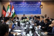 اولین نشست کمیته پیگیری موافقتنامه ترانزیتی سه جانبه ایران، هند و افغانستان