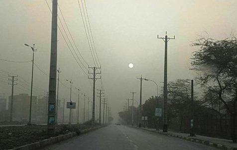 کیفیت هوای تهران کاهش می یابد