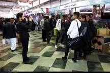 13هزار نفر از نمایشگاه دستاوردهای انقلاب اسلامی دیدن کردند