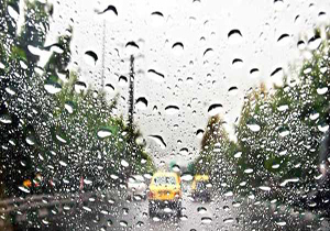 تداوم بارشهای پراکنده در همدان