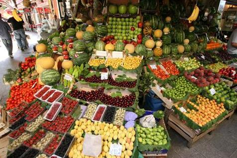قیمت انواع میوه در میدان مرکزی میوه و ترهبار