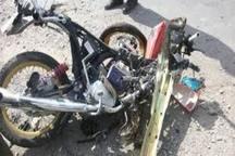 سانحه رانندگی در جاده سرخس یک کشته به جا گذاشت