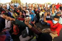 نظامیان سودان در برابر معترضان عقب نشستند