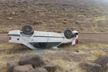 پنج فقره تصادف فوتی و جرحی در جاده های خراسان رضوی رخ داد