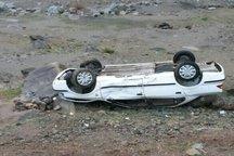 واژگونی خودروی سمند در بدره جان کودک سه ساله را گرفت