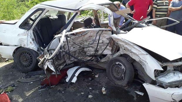 کودک پنج ساله مصدوم تصادف سراوان به فومن، فوت کرد