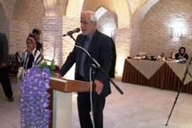حمام تاریخی ارگ اراک بازگشایی شد