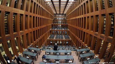 زیباترین کتابخانههای آلمان+ تصاویر