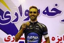 رکابزن تهرانی قهرمان دوچرخه سواری استقامت کشور شد