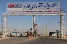 عملیات انتقال گاز به منطقه ویژه اقتصادی لامرد پایان یافت