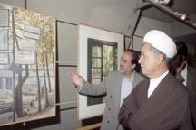 افتتاح بوستانی به دست آیتالله هاشمی رفسنجانی در ۲۲ سال قبل+ عکس