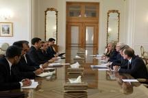 دیدار ریابکوف و عراقچی در تهران