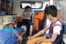 وضعیت دانش آموزان میاندوآبی مطلوب است