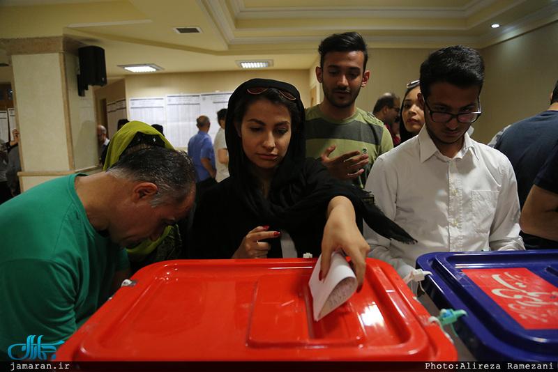 انتخابات ریاست جمهوری و پنجمین دورهی انتخابات شوراهای اسلامی-حسینیه جماران