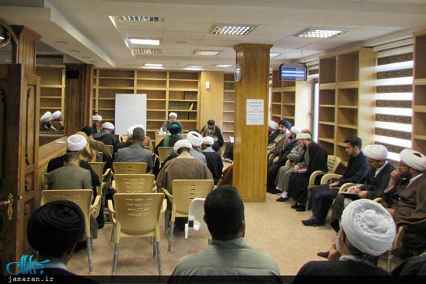 سال تحصیلی جدید مدرسه علمیه امام خمینی(س) در نجف اشرف