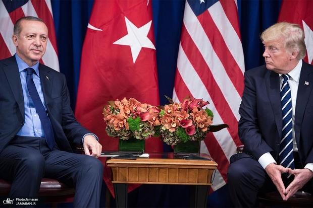 مسیر سنگلاخ رابطه آمریکا - ترکیه