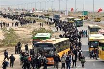 ایجاد جایگاه مخصوص اتوبوسهای اصفهان در مرز مهران ضروری است