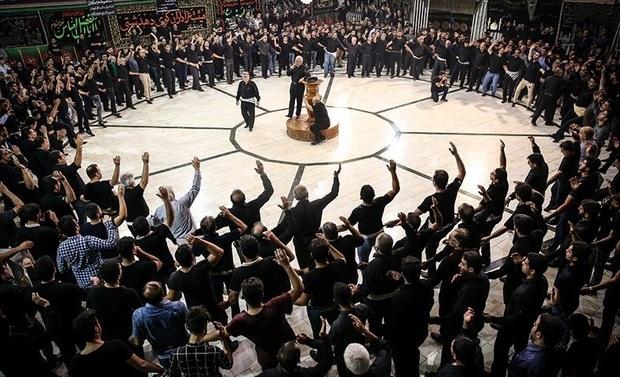 استان بوشهر در سالروز شهادت امام رضا غرق در ماتم شد