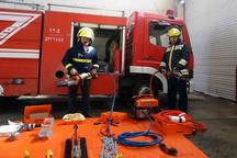 آغاز ثبت نام استخدام آتشنشان در شهرداریهای قزوین