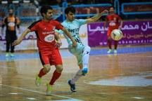 تیم سوهان محمد سیمای قم در خانه تن به شکست داد