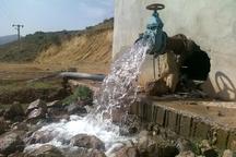 آبدهی منابع آب شرب روستایی کلاله 20 درصد کاهش یافت