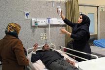 مسمومیت گوارشی مردم در کلاردشت فروکش کرد