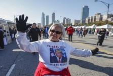 تصاویر/ اعتراض به سیاست ترامپ ضد زنان