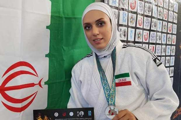 بانوی شاهرودی بهترین جودوکار ایران شد