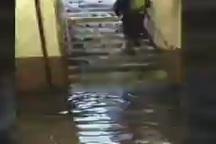 وقتی  متروی نیویورک را آب می برد