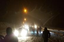 برف و باران و مشکلات ناشی از آن در خراسان شمالی