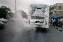 تردد اتوبوس های دودزا از اول مهر در پایتخت ممنوع است